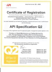 API Specification Q2
